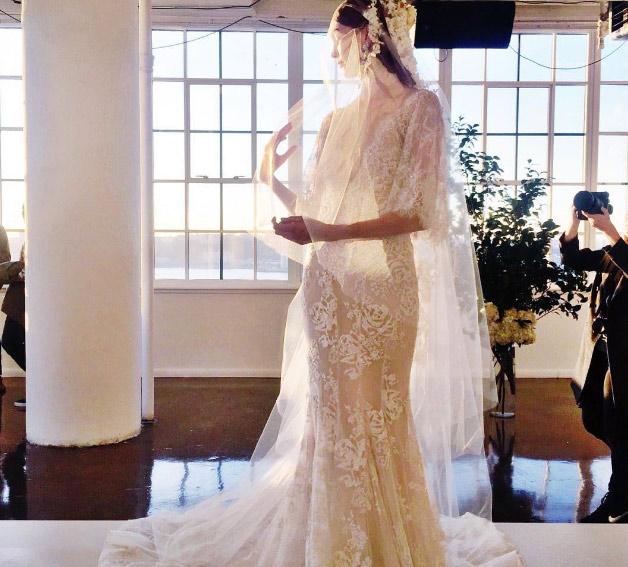9 mốt váy cưới mới toanh đảm bảo hút mọi cô dâu từ ánh nhìn đầu tiên